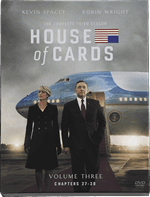 House of Cards sæson 3