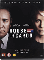 House of Cards sæson 4